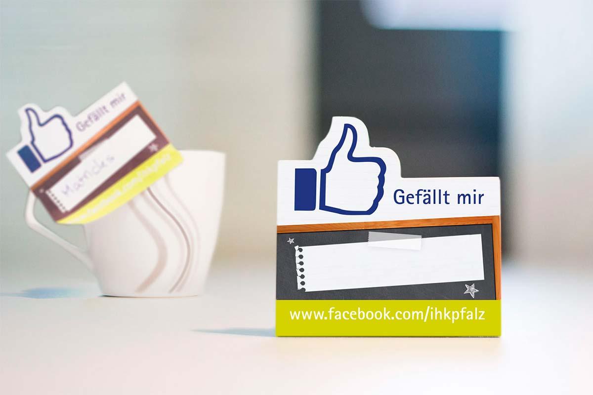 IHK Pfalz -Give-away