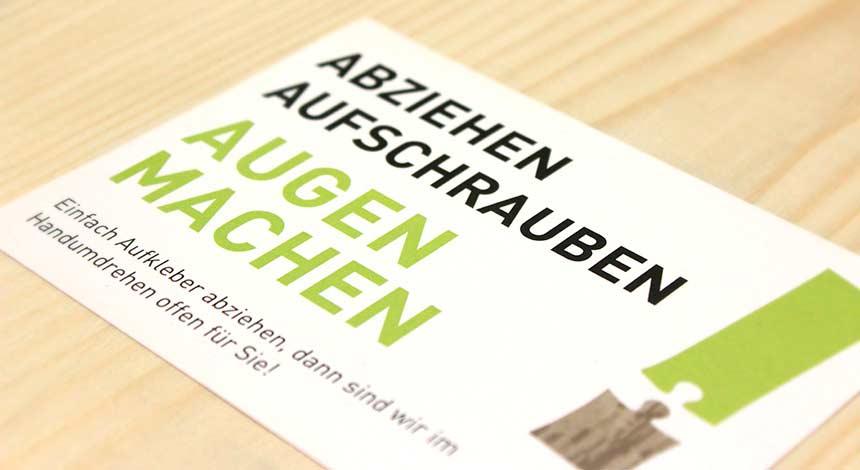 Kuntz Sägewerk, Industriepaletten24, Mailing