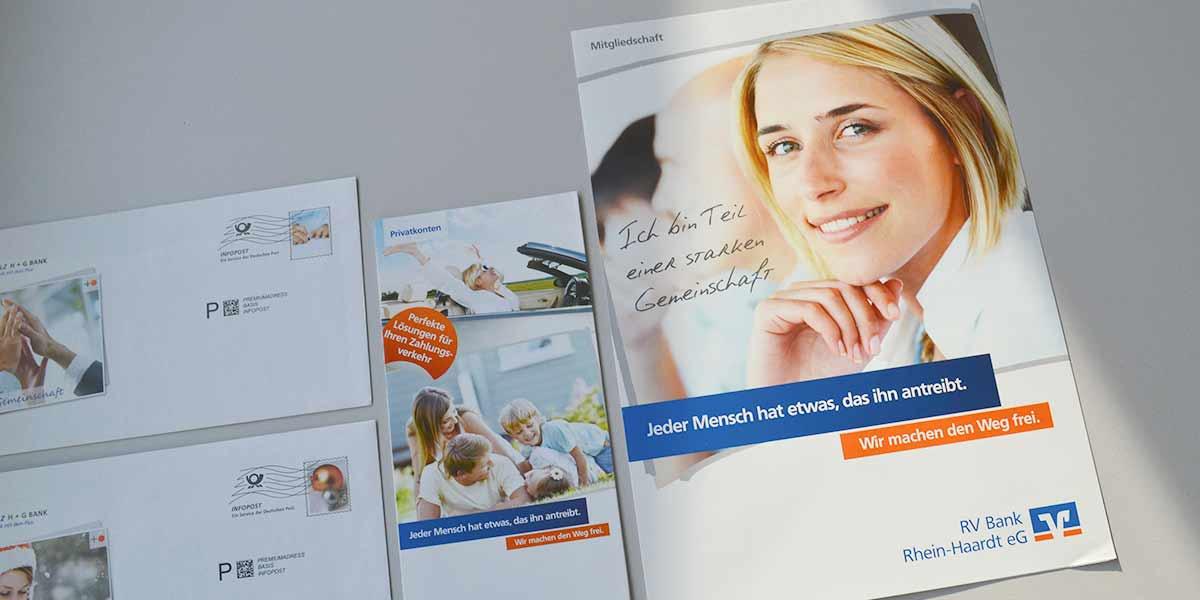 RV Bank Rhein-Haardt eG Header