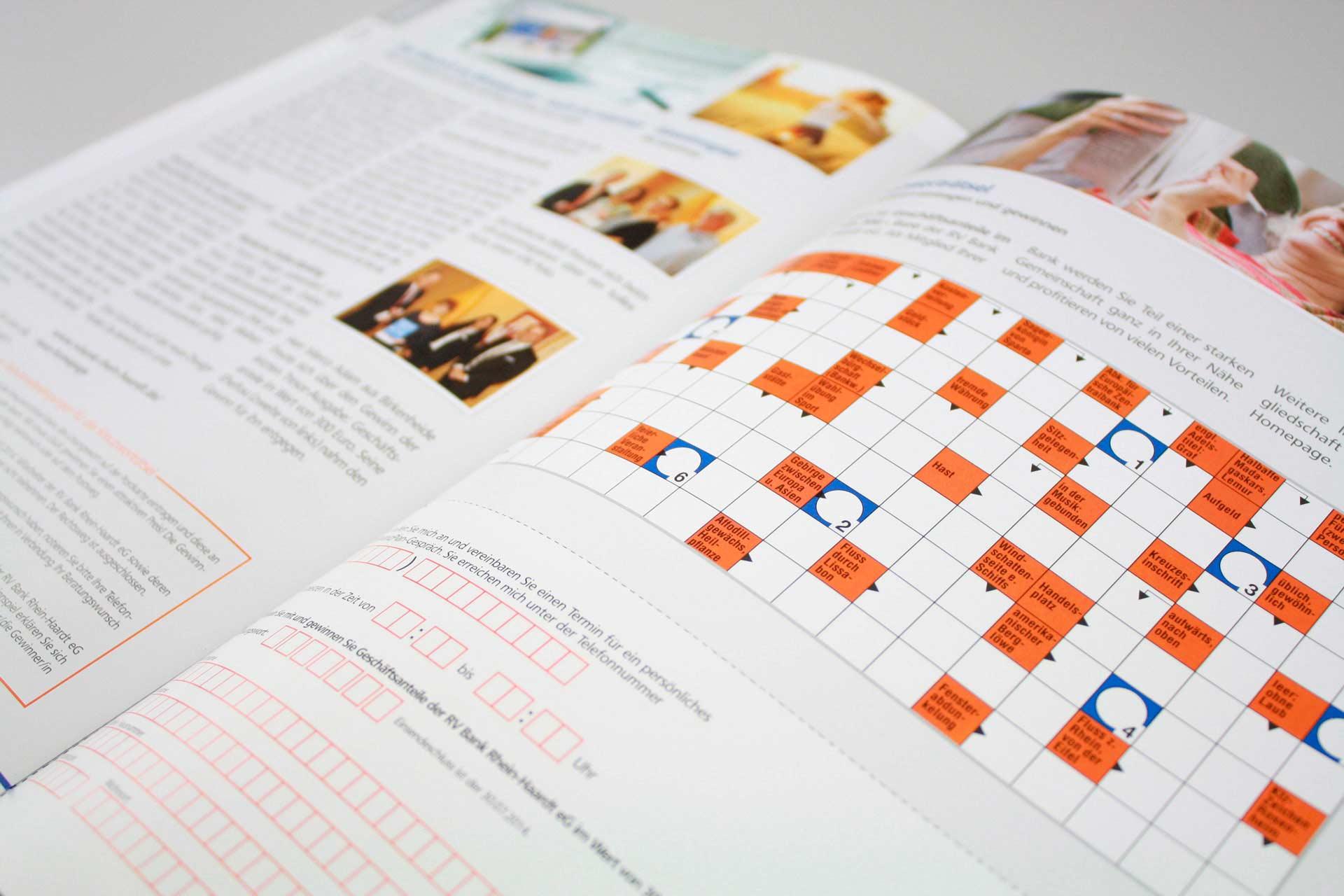 Kundenmagazin zur emotionalen Kundenbindung - MATRICKS MARKETING