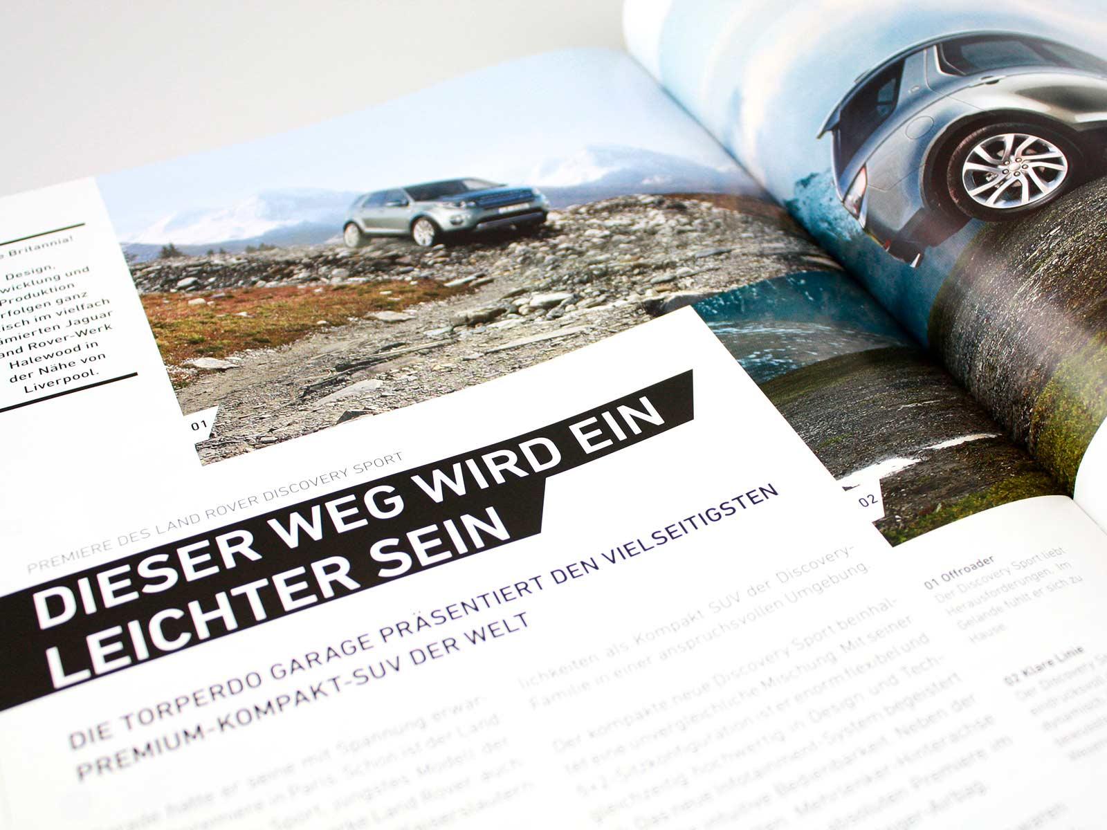 tg magazin 2 matricks marketing werbeagentur frankfurt. Black Bedroom Furniture Sets. Home Design Ideas